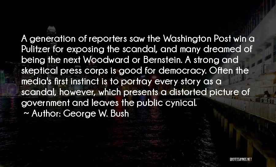 George W. Bush Quotes 764692