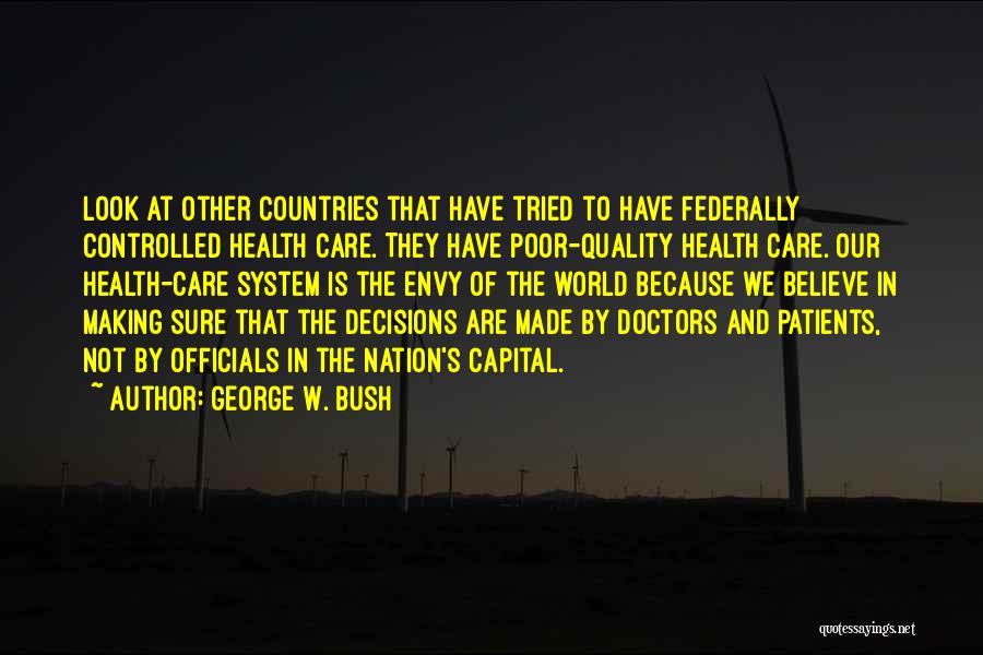 George W. Bush Quotes 94245