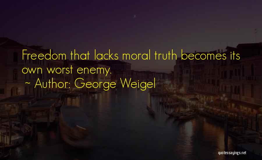 George Weigel Quotes 449985