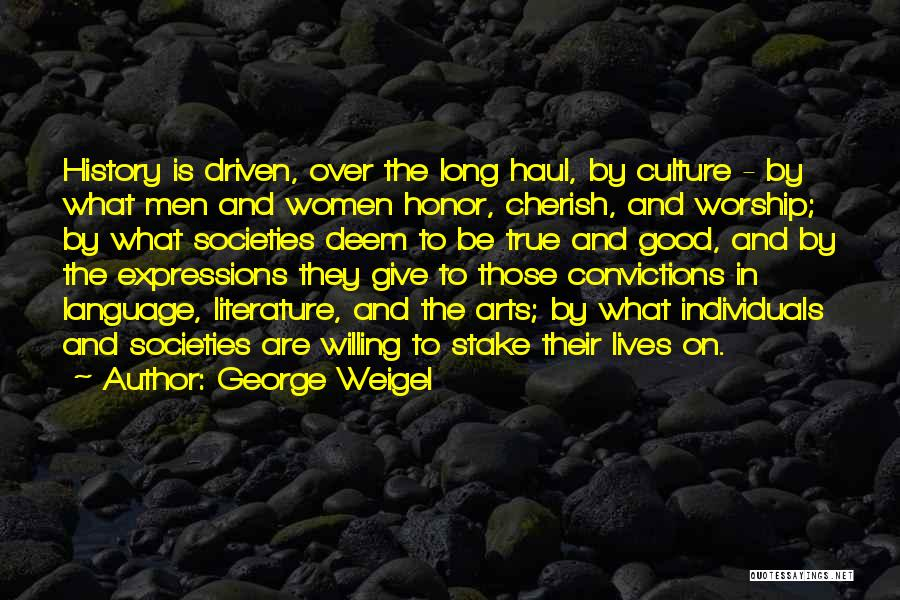 George Weigel Quotes 672399
