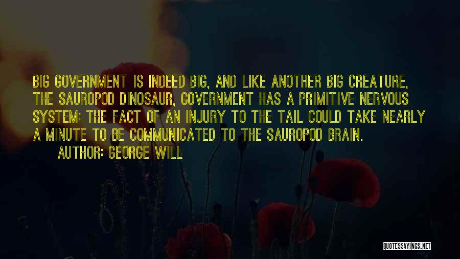 George Will Quotes 1065068
