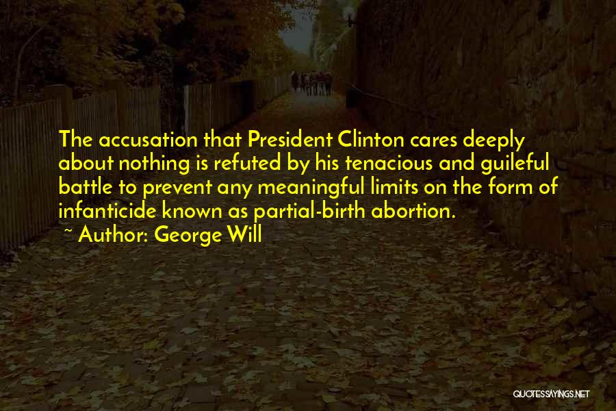 George Will Quotes 127470