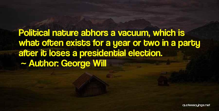 George Will Quotes 1374818