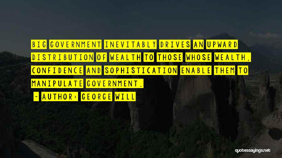 George Will Quotes 1383166