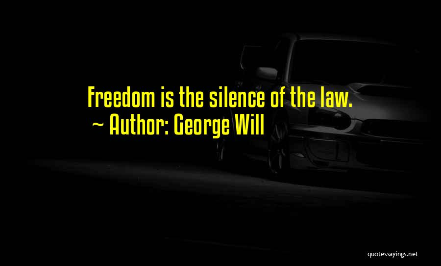 George Will Quotes 1515332