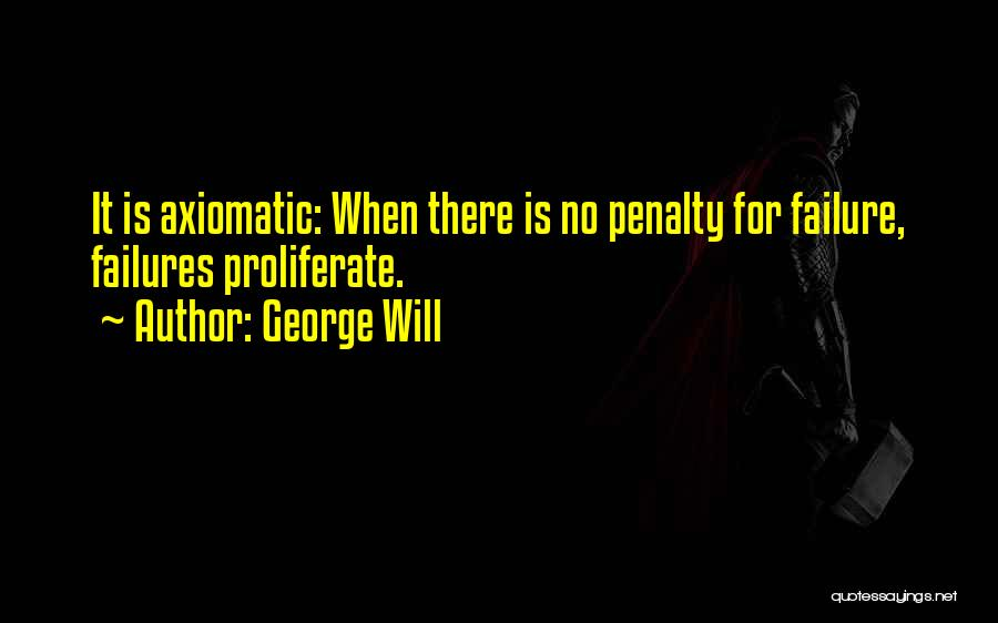 George Will Quotes 159910