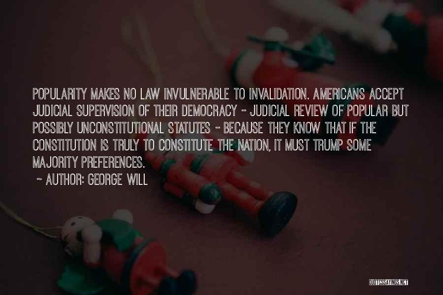 George Will Quotes 1608439