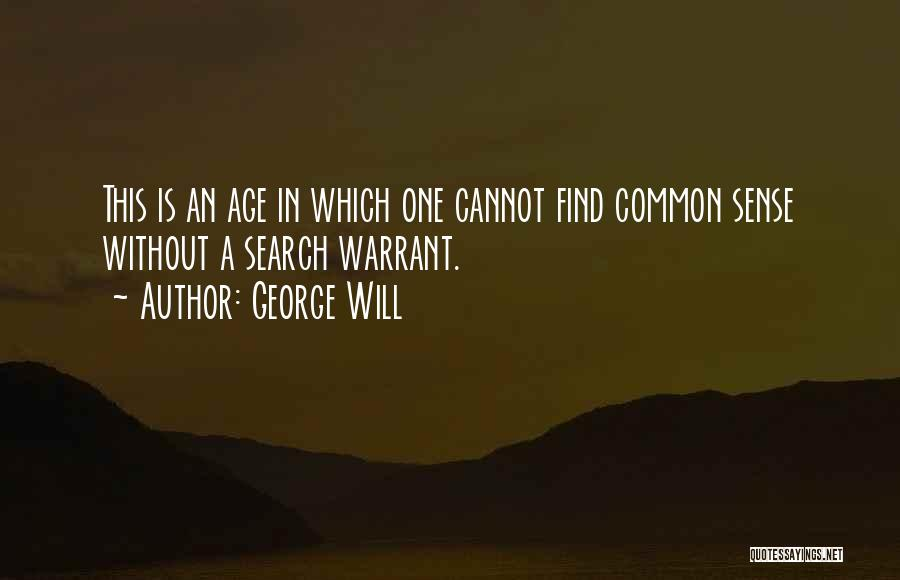 George Will Quotes 1729085