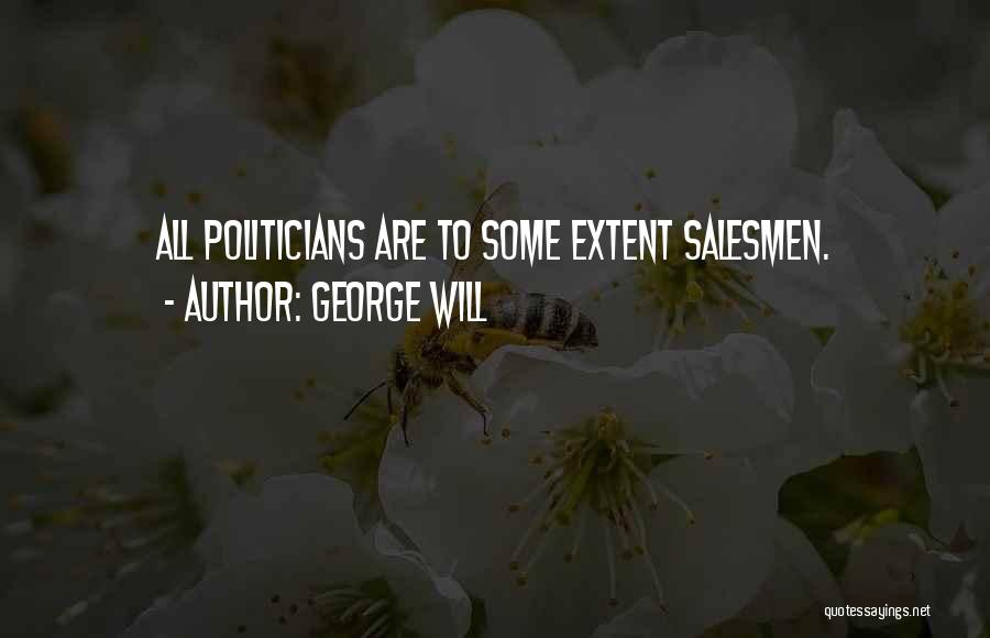 George Will Quotes 2098395