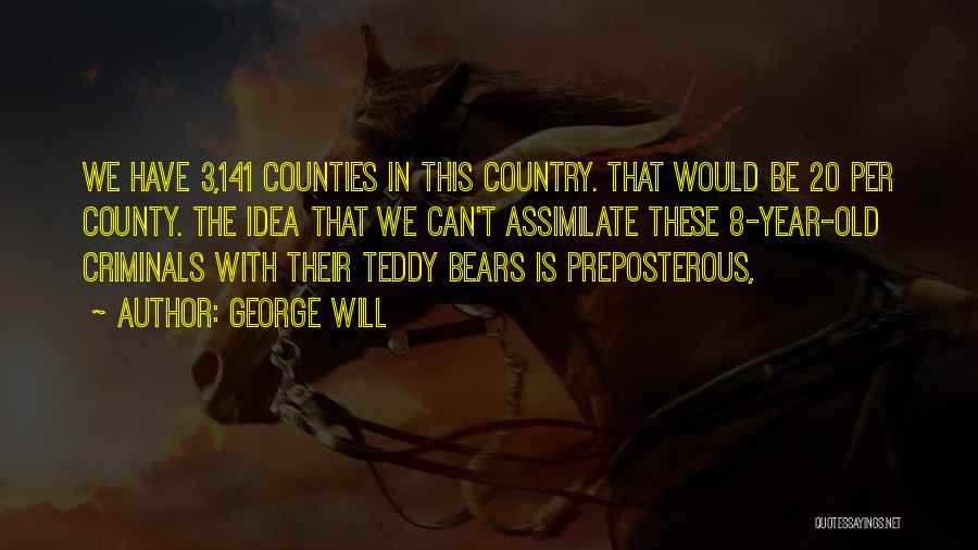 George Will Quotes 2238188