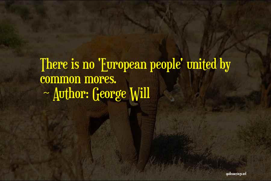 George Will Quotes 228546