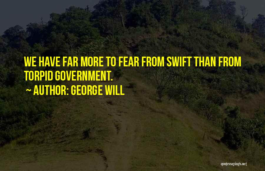 George Will Quotes 570566