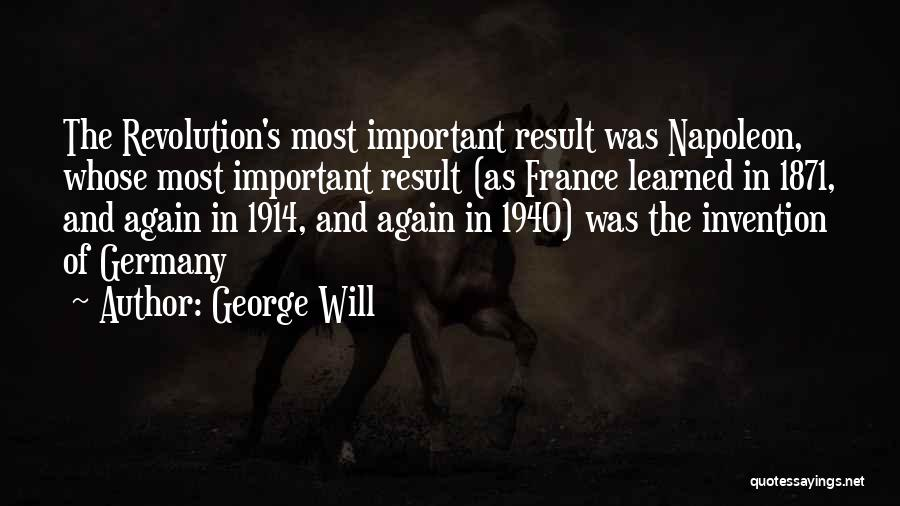George Will Quotes 595057