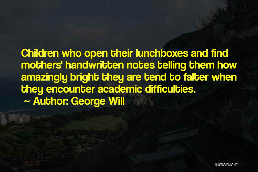 George Will Quotes 92746