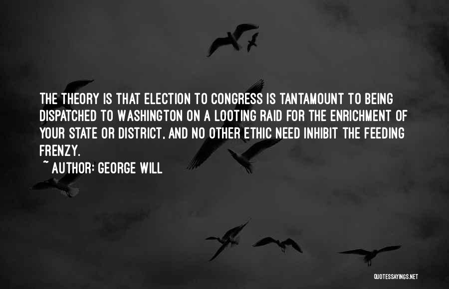 George Will Quotes 977623