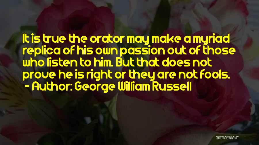 George William Russell Quotes 1266938