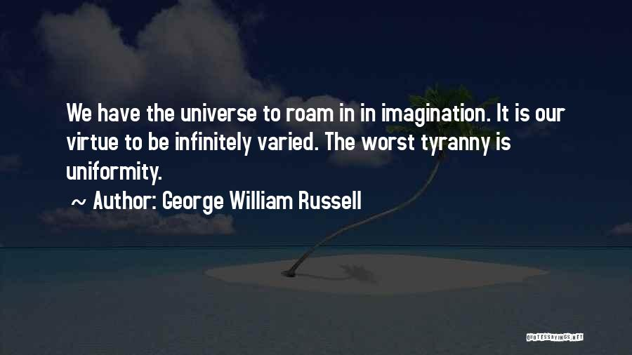 George William Russell Quotes 1281873