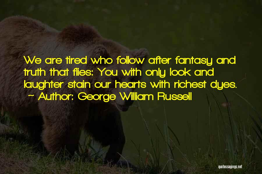 George William Russell Quotes 1300570