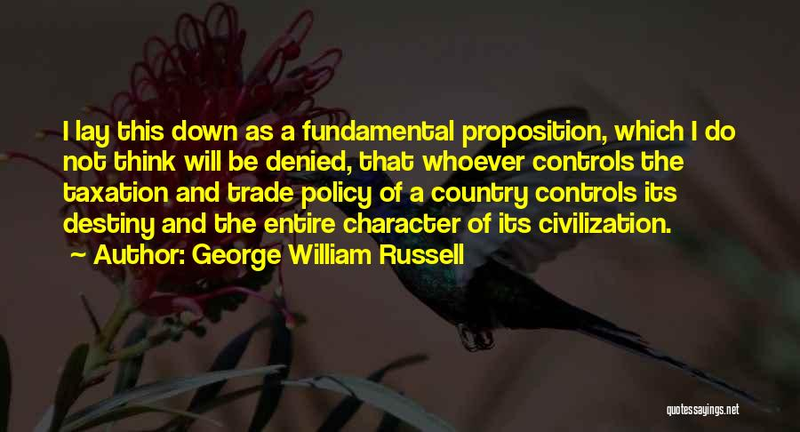 George William Russell Quotes 2156368