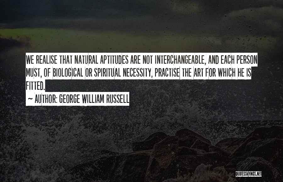 George William Russell Quotes 640921