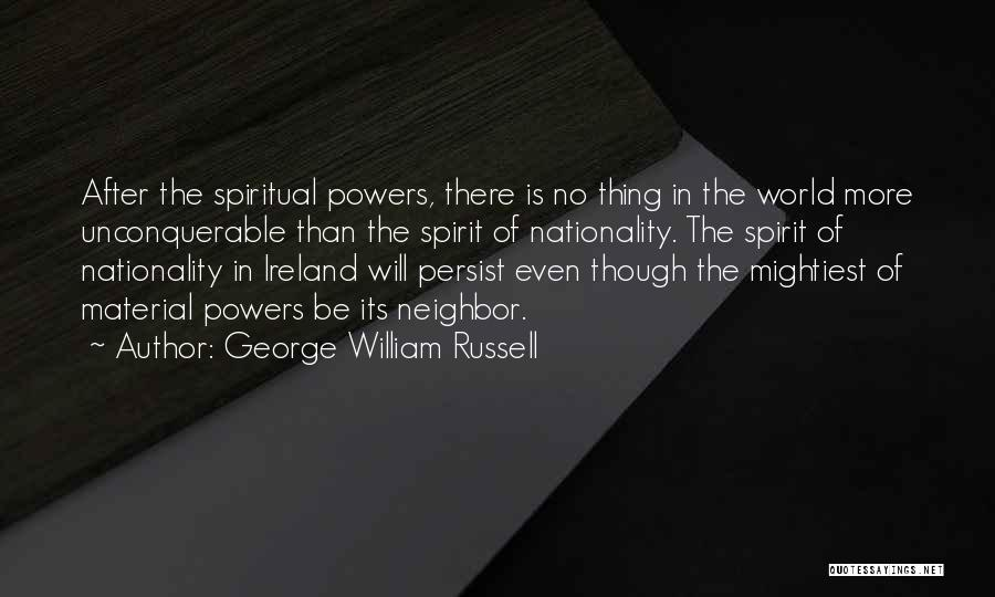 George William Russell Quotes 75423