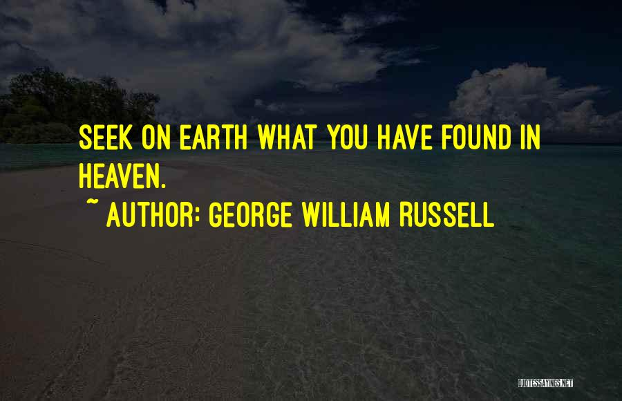 George William Russell Quotes 978988