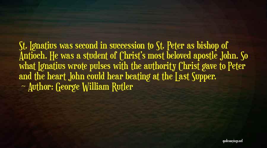 George William Rutler Quotes 421753