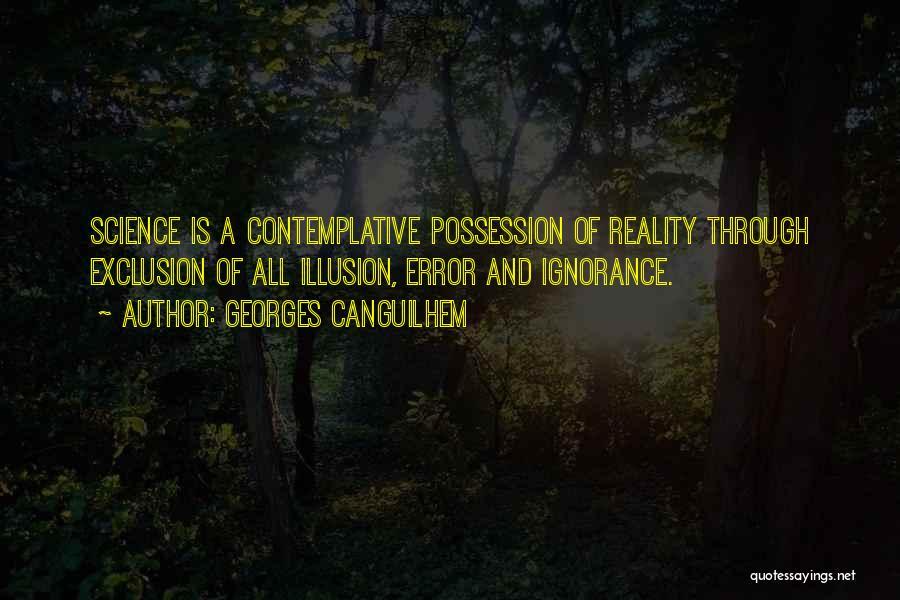 Georges Canguilhem Quotes 1343321