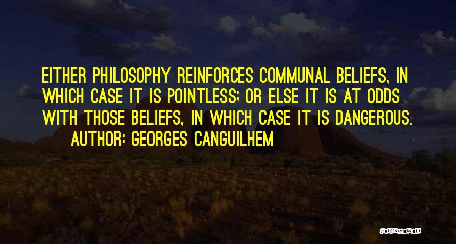 Georges Canguilhem Quotes 1468695