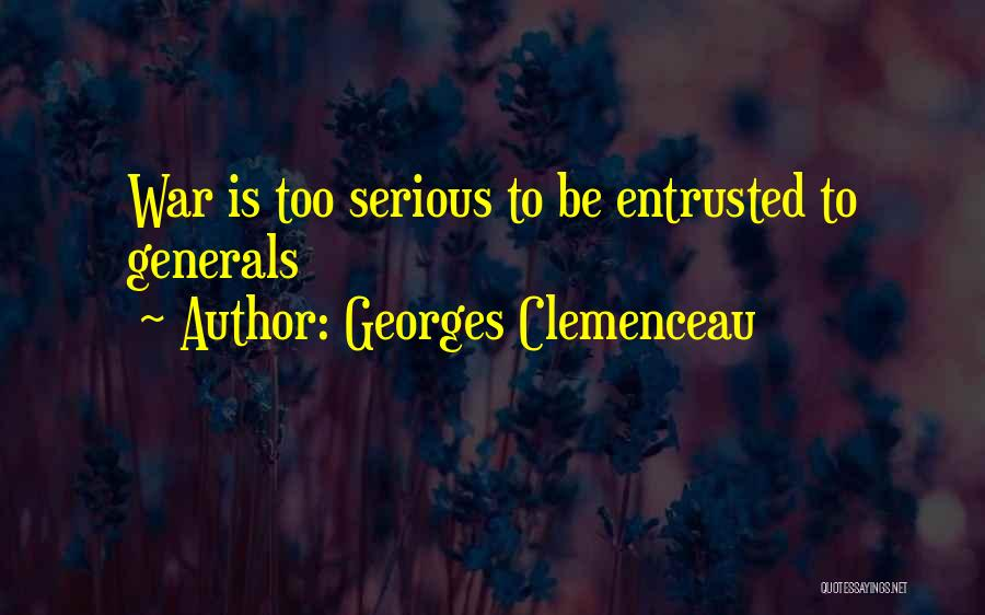 Georges Clemenceau Quotes 1159507