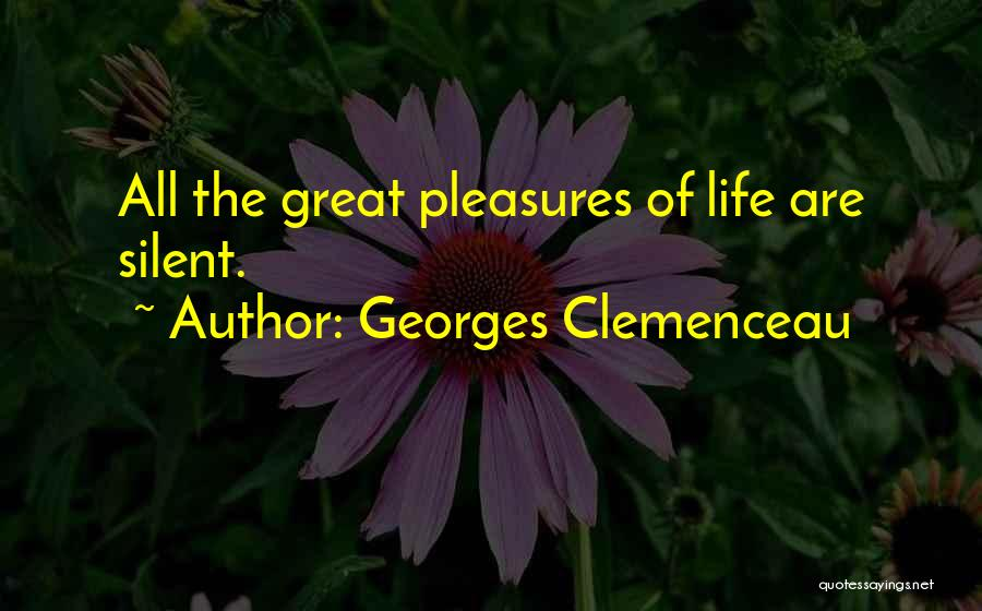 Georges Clemenceau Quotes 1813053