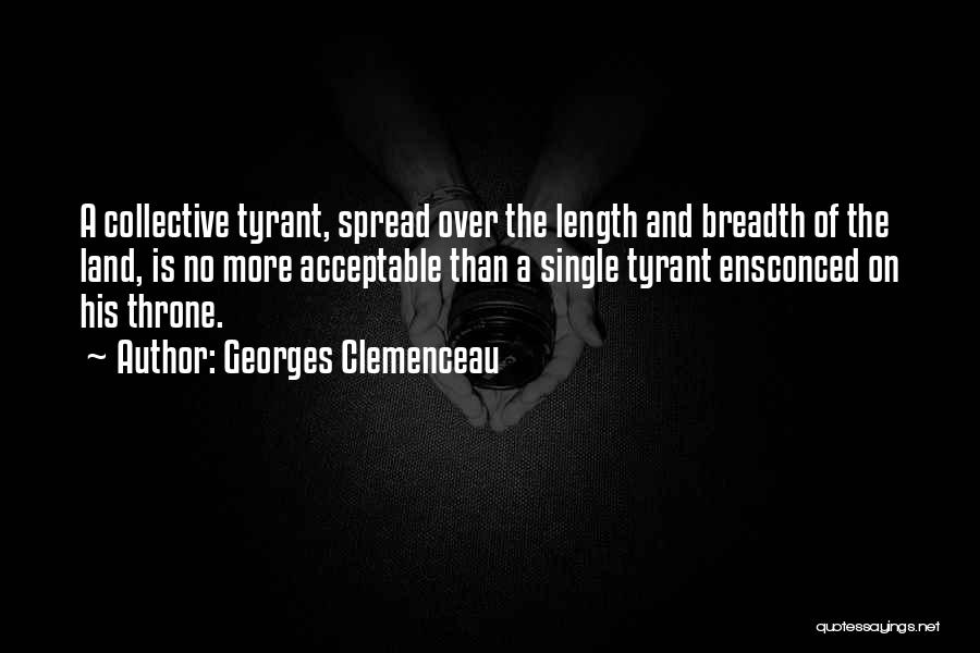 Georges Clemenceau Quotes 1821954