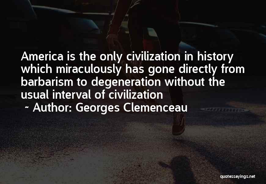 Georges Clemenceau Quotes 276092