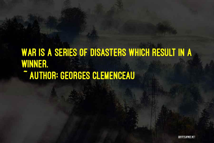 Georges Clemenceau Quotes 313163