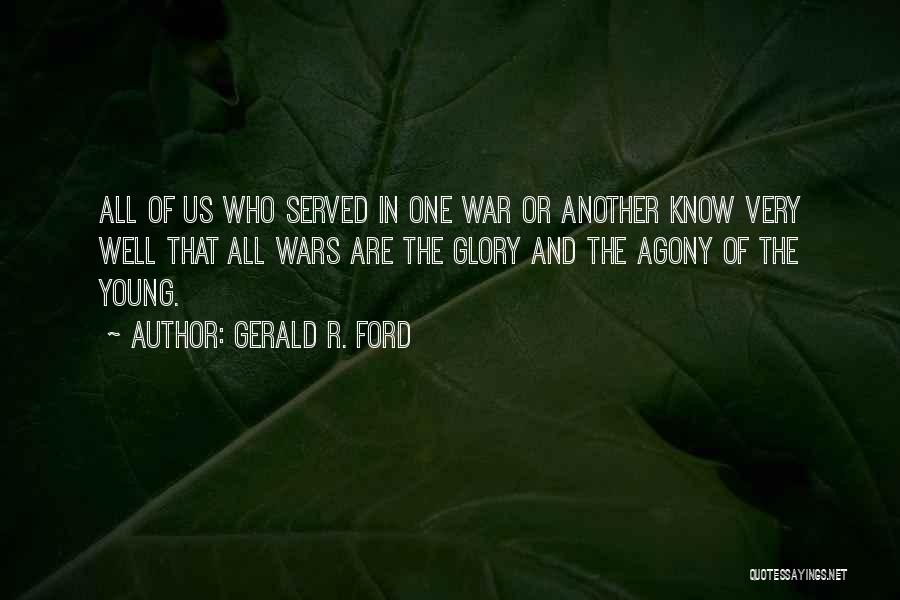 Gerald R. Ford Quotes 1008027
