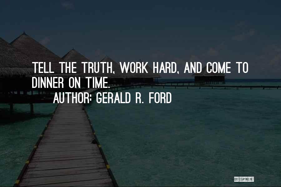 Gerald R. Ford Quotes 1140461