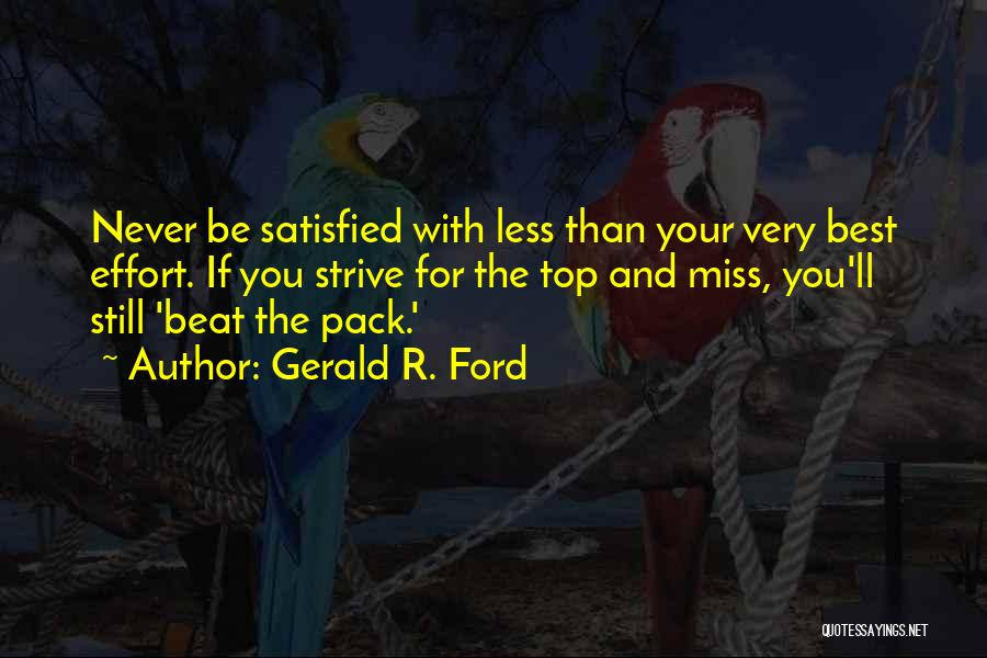 Gerald R. Ford Quotes 1345930