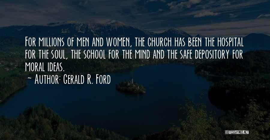 Gerald R. Ford Quotes 1512443