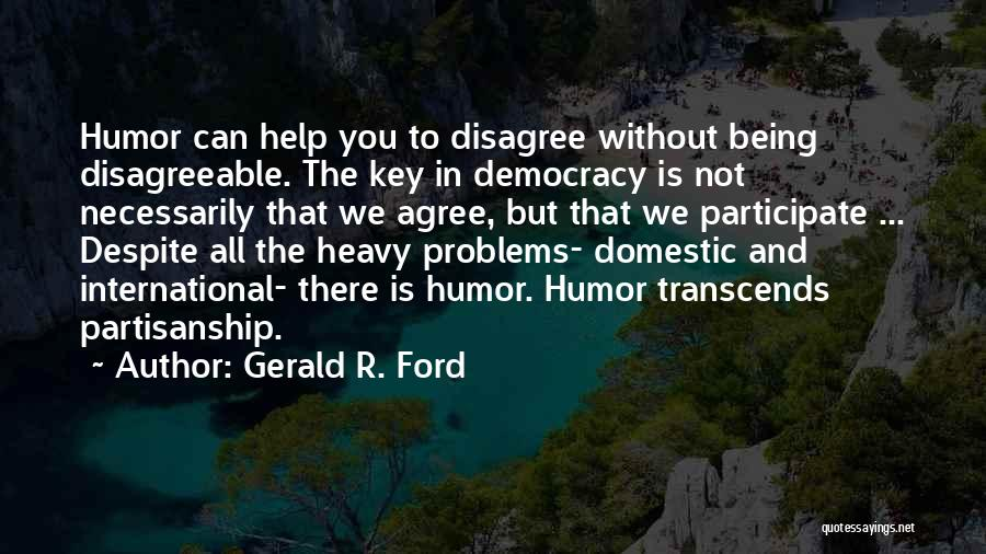 Gerald R. Ford Quotes 1597883