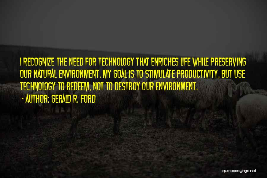Gerald R. Ford Quotes 1873592