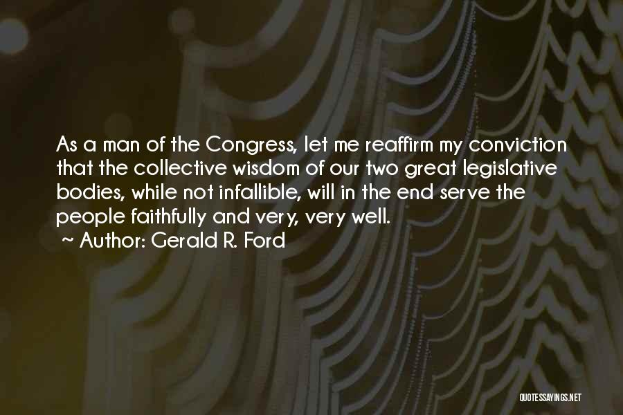 Gerald R. Ford Quotes 2191043