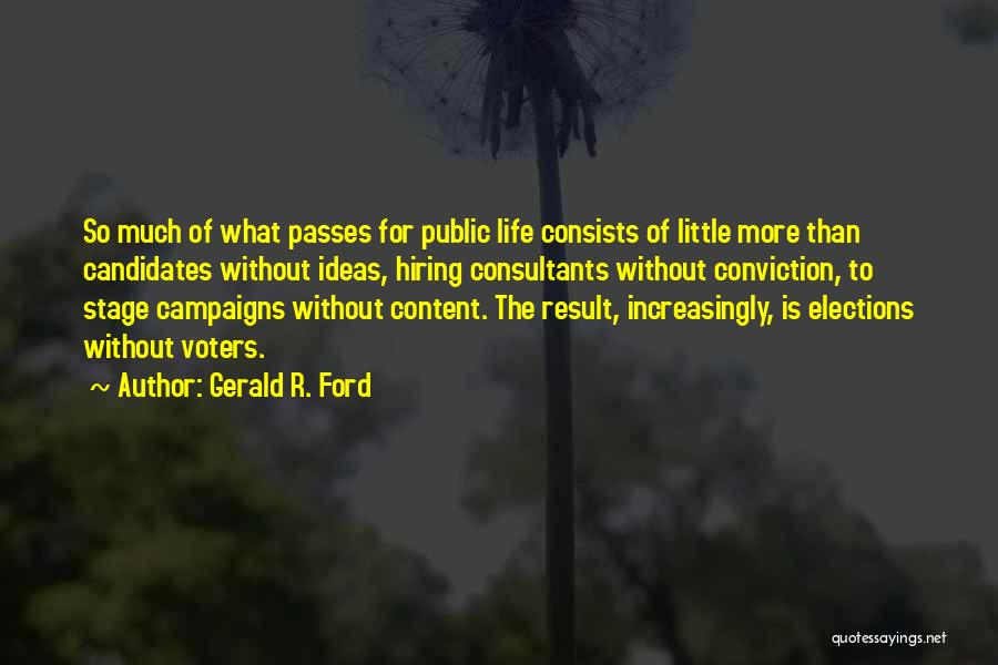 Gerald R. Ford Quotes 2254322