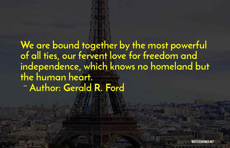 Gerald R. Ford Quotes 379340