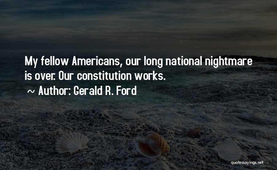 Gerald R. Ford Quotes 403195