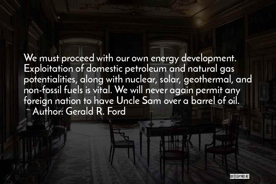 Gerald R. Ford Quotes 665883