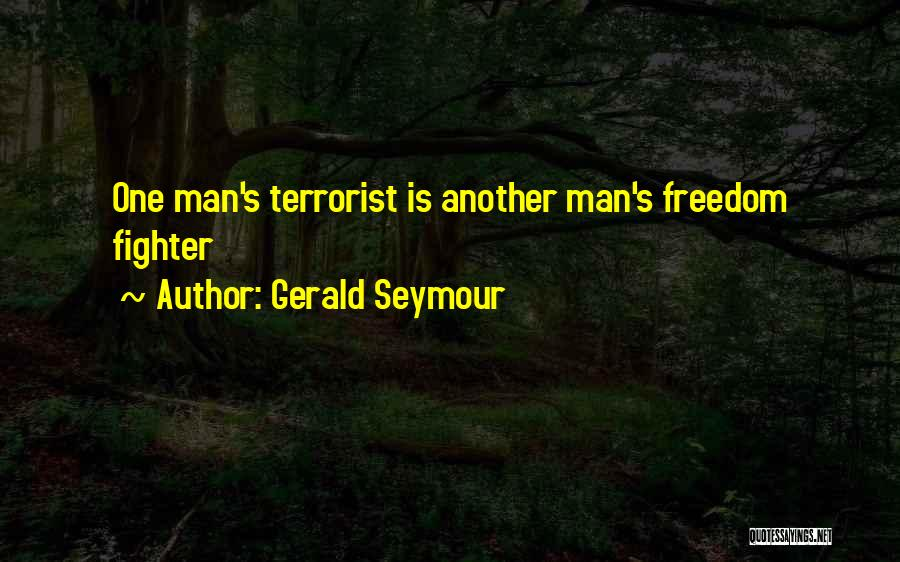 Gerald Seymour Quotes 1143929