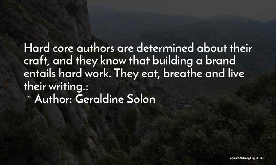 Geraldine Solon Quotes 1013578