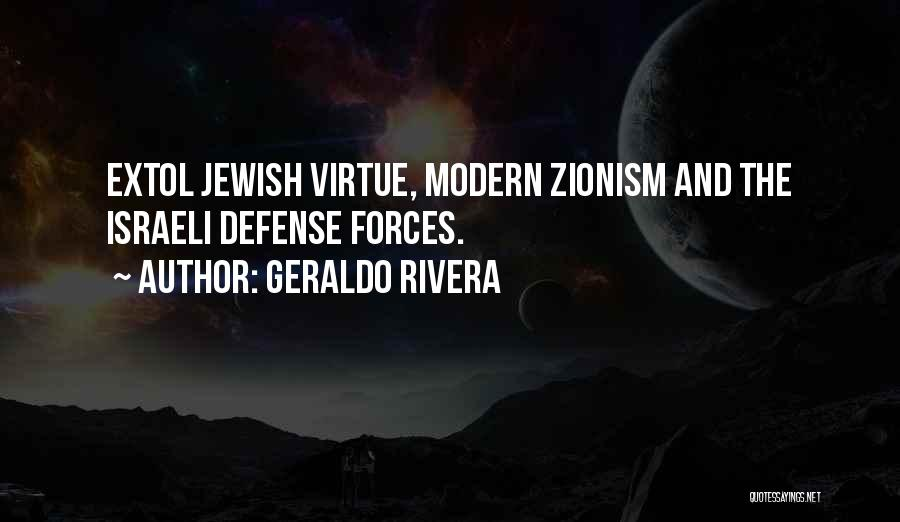 Geraldo Rivera Quotes 1104760