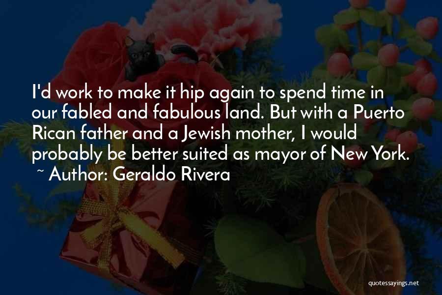 Geraldo Rivera Quotes 1680978
