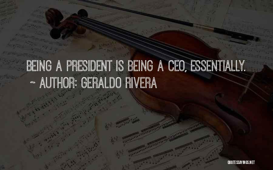 Geraldo Rivera Quotes 1700396